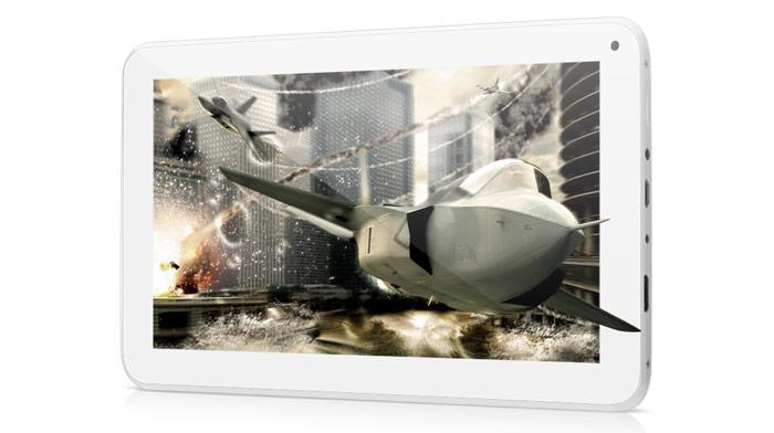 CUBE U25GT-C4W — бюджетный планшет с GPS и HDMI!