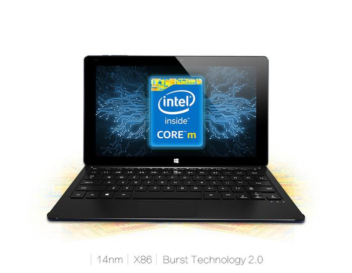 Обзор планшета CUBE i7 (Intel Core-M)