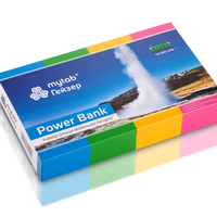 Банк питания MYTAB Geyser (E16A)-16000 mAh