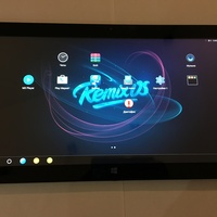 CUBE i7-CX RemixOS