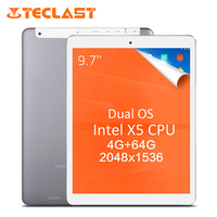Teclast X98 Plus II 2in1 DualBoot (Win10/Android)