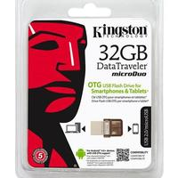 Kingston DataTraveler MicroDuo 32GB (USB-OTG)